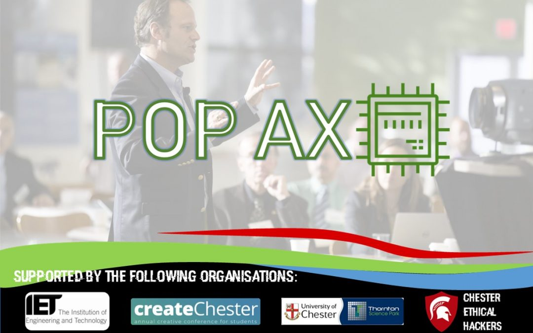POP AX Cybersecurity Conference 2018